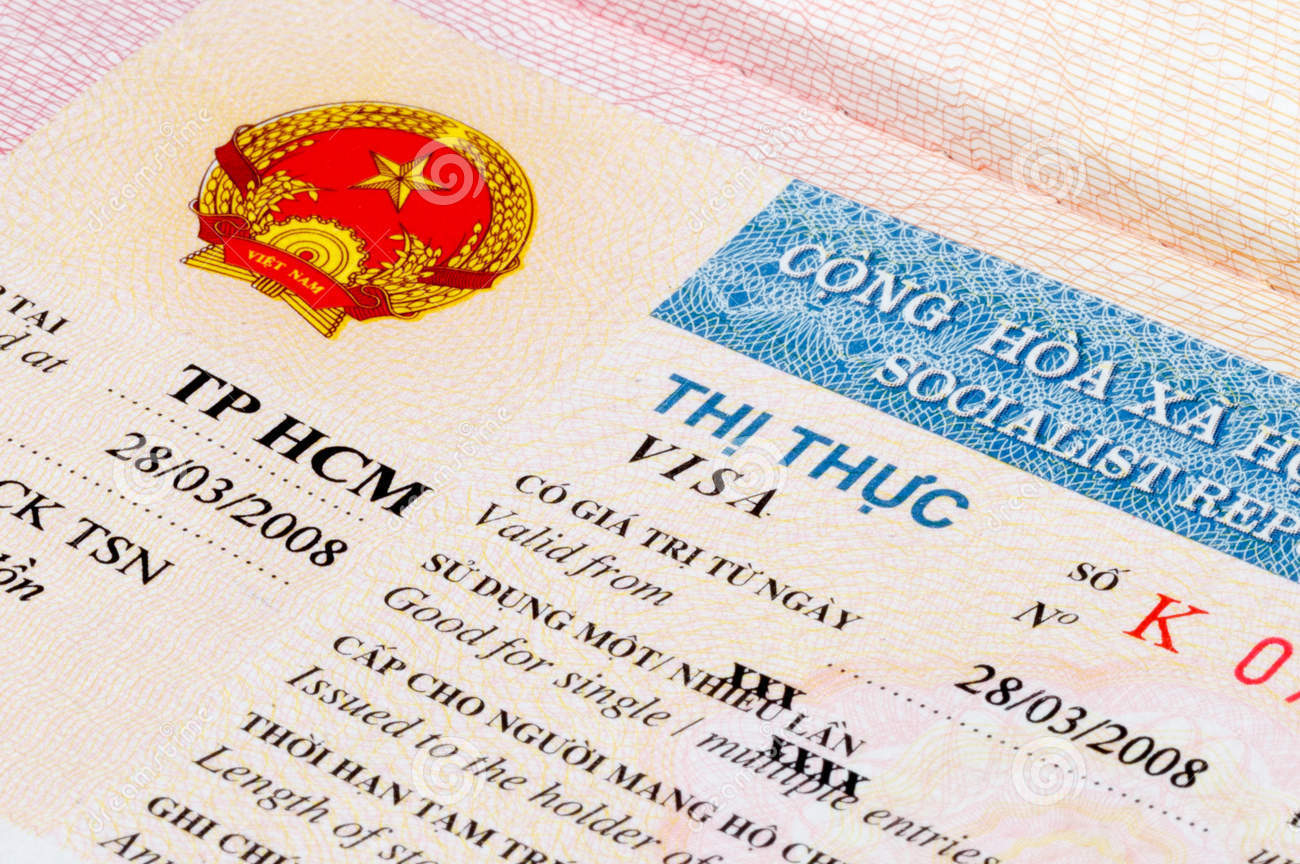 vietnam business visa (DN visa)