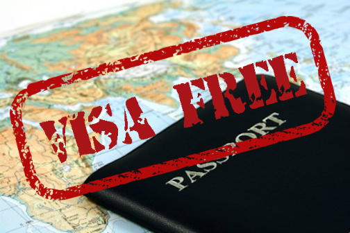 Visa-free entry to China