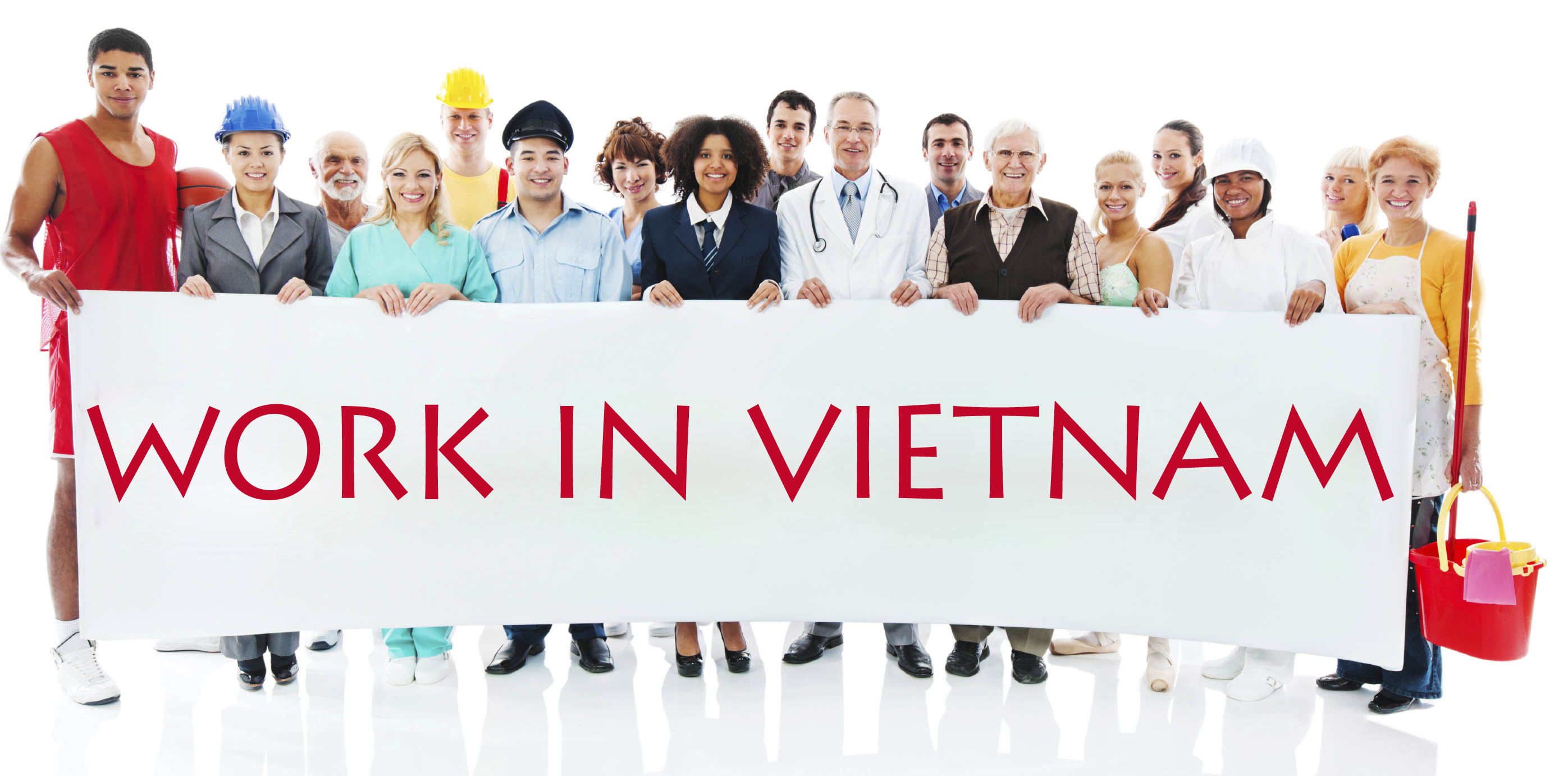 Foreign workers in vietnam