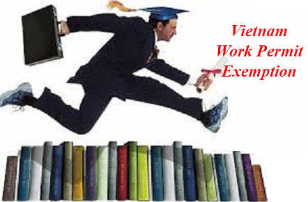 Vietnam work permit exemption