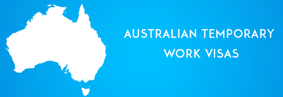 Australian temporary work visa (short stay activity)