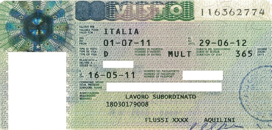 Visa to italy vietnam legal advisor italia tourist visa altavistaventures Choice Image