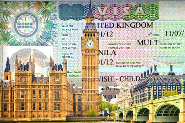 VISA EXEMPTION TO UK
