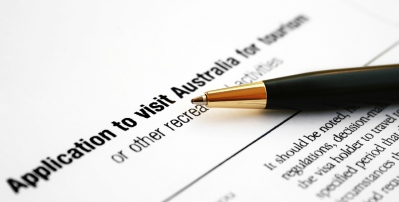 forms related to Australian visas