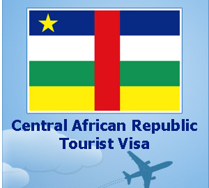 Tourist visa to Central African Republic