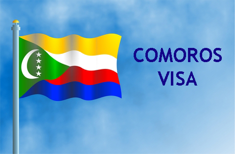 Visa to comoros
