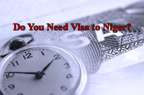 countries exempted from Niger visa