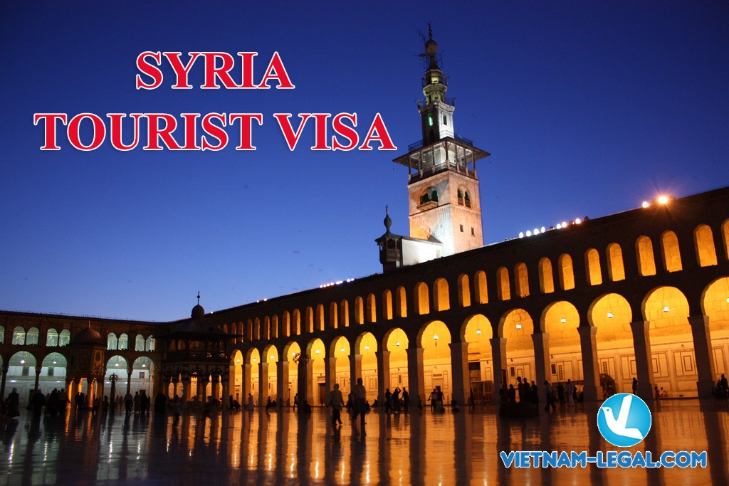 Visa To Syria Vietnam Legal Advisor