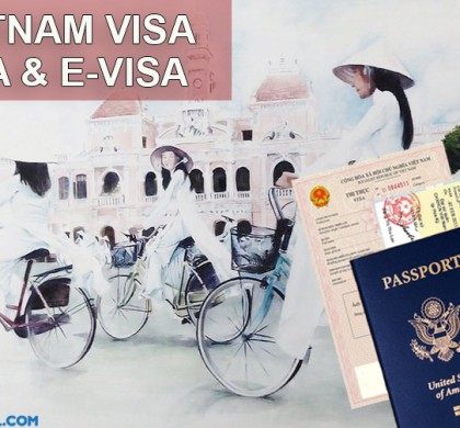 Vietnam Visa - Pros & Cons of E-Visa, Visa On Arrival, Visa at Embassy