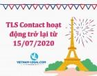 Trung tâm tiếp nhận thị thực Pháp tại Hà Nội, Việt Nam mở cửa tiếp nhận hồ sơ visa từ 15/7/2020
